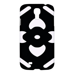 Pattern Background Samsung Galaxy S4 I9500/i9505 Hardshell Case