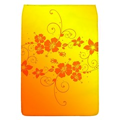 Flowers Floral Design Flora Yellow Flap Covers (s)