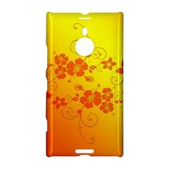 Flowers Floral Design Flora Yellow Nokia Lumia 1520