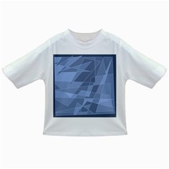 Lines Shapes Pattern Web Creative Infant/toddler T Shirts