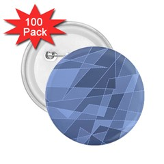 Lines Shapes Pattern Web Creative 2.25  Buttons (100 pack)