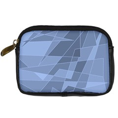 Lines Shapes Pattern Web Creative Digital Camera Cases
