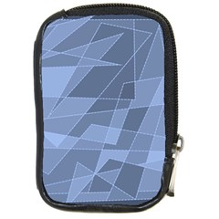 Lines Shapes Pattern Web Creative Compact Camera Cases