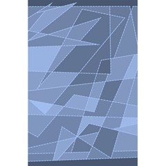 Lines Shapes Pattern Web Creative 5.5  x 8.5  Notebooks