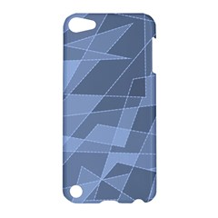 Lines Shapes Pattern Web Creative Apple Ipod Touch 5 Hardshell Case