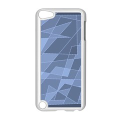 Lines Shapes Pattern Web Creative Apple Ipod Touch 5 Case (white)