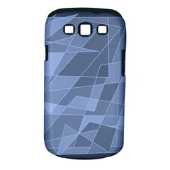 Lines Shapes Pattern Web Creative Samsung Galaxy S Iii Classic Hardshell Case (pc+silicone)