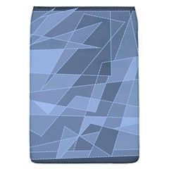 Lines Shapes Pattern Web Creative Flap Covers (l)