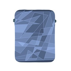 Lines Shapes Pattern Web Creative Apple Ipad 2/3/4 Protective Soft Cases