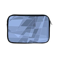 Lines Shapes Pattern Web Creative Apple Ipad Mini Zipper Cases