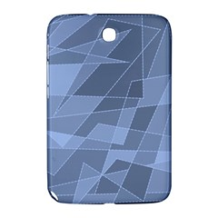 Lines Shapes Pattern Web Creative Samsung Galaxy Note 8 0 N5100 Hardshell Case
