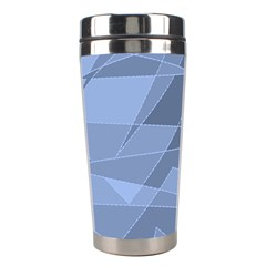 Lines Shapes Pattern Web Creative Stainless Steel Travel Tumblers