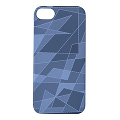 Lines Shapes Pattern Web Creative Apple Iphone 5s/ Se Hardshell Case