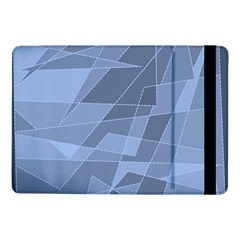Lines Shapes Pattern Web Creative Samsung Galaxy Tab Pro 10 1  Flip Case