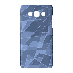 Lines Shapes Pattern Web Creative Samsung Galaxy A5 Hardshell Case