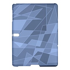 Lines Shapes Pattern Web Creative Samsung Galaxy Tab S (10 5 ) Hardshell Case