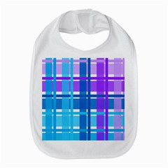 Gingham Pattern Blue Purple Shades Amazon Fire Phone