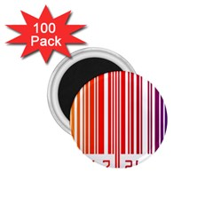 Code Data Digital Register 1 75  Magnets (100 Pack)