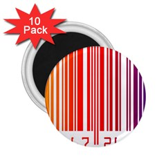 Code Data Digital Register 2 25  Magnets (10 Pack)
