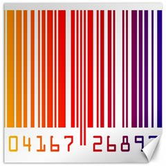 Code Data Digital Register Canvas 16  X 16