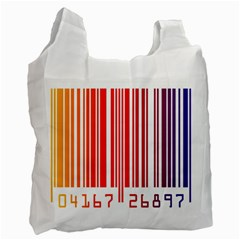 Code Data Digital Register Recycle Bag (two Side)