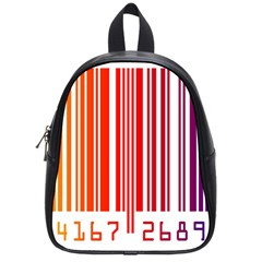 Code Data Digital Register School Bags (Small)