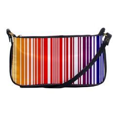 Code Data Digital Register Shoulder Clutch Bags