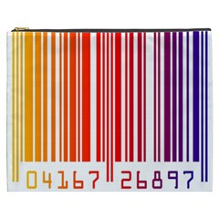 Code Data Digital Register Cosmetic Bag (xxxl)