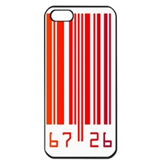 Code Data Digital Register Apple Iphone 5 Seamless Case (black)