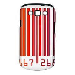 Code Data Digital Register Samsung Galaxy S Iii Classic Hardshell Case (pc+silicone)