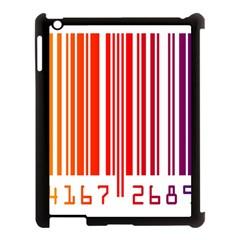 Code Data Digital Register Apple Ipad 3/4 Case (black)