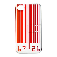 Code Data Digital Register Apple Iphone 4/4s Hardshell Case With Stand