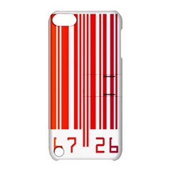 Code Data Digital Register Apple Ipod Touch 5 Hardshell Case With Stand