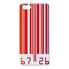 Code Data Digital Register Apple Iphone 5 Premium Hardshell Case