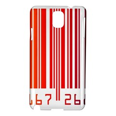 Code Data Digital Register Samsung Galaxy Note 3 N9005 Hardshell Case
