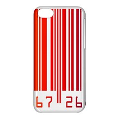 Code Data Digital Register Apple Iphone 5c Hardshell Case