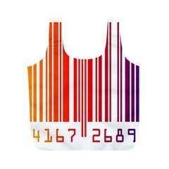 Code Data Digital Register Full Print Recycle Bags (m)