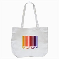 Code Data Digital Register Tote Bag (white)