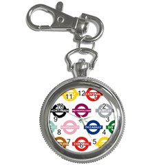 Underground Signs Tube Signs Key Chain Watches