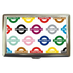 Underground Signs Tube Signs Cigarette Money Cases