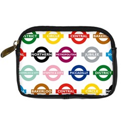 Underground Signs Tube Signs Digital Camera Cases