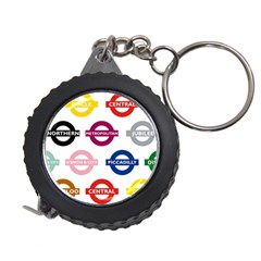 Underground Signs Tube Signs Measuring Tapes