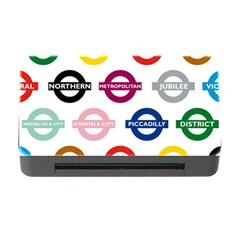 Underground Signs Tube Signs Memory Card Reader With Cf