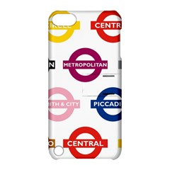 Underground Signs Tube Signs Apple Ipod Touch 5 Hardshell Case With Stand