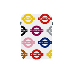 Underground Signs Tube Signs Apple Ipad Mini Protective Soft Cases