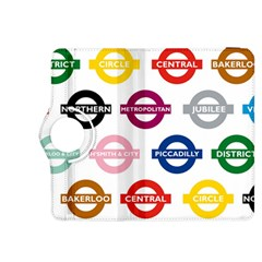 Underground Signs Tube Signs Kindle Fire Hdx 8 9  Flip 360 Case