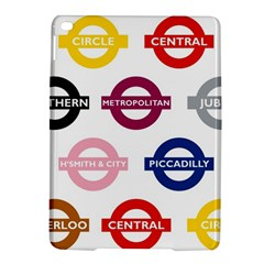 Underground Signs Tube Signs Ipad Air 2 Hardshell Cases