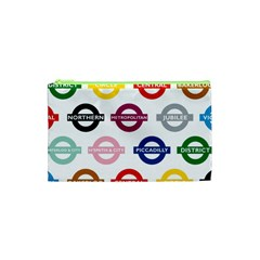 Underground Signs Tube Signs Cosmetic Bag (xs)