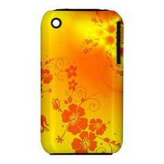 Flowers Floral Design Flora Yellow Iphone 3s/3gs