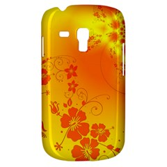 Flowers Floral Design Flora Yellow Galaxy S3 Mini